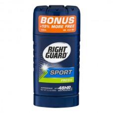 Right Guard Sport Antiperspirant Deodorant Invisible Solid Fresh Scent