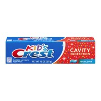 Crest Kid's Anticavity Fluoride Toothpaste Sparkle Fun