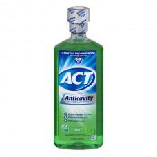 ACT Anticavity Fluoride Rinse Mint Alcohol Free