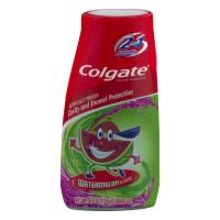 Colgate Kids 2 in 1 Toothpaste & Mouthwash Liquid Gel Watermelon Flavor