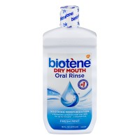 Biotene Dry Mouth Oral Rinse Fresh Mint Alcohol Free