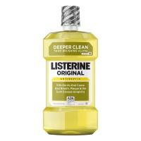 Listerine Antiseptic Mouthwash Original Gold