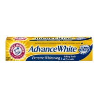 Arm & Hammer Advance White Toothpaste Baking Soda Peroxide Tartar Control