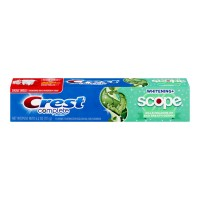 Crest Complete Whitening+ Scope Fluoride Toothpaste