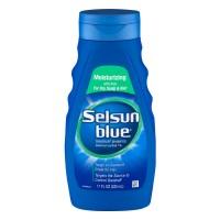 Selsun Blue Dandruff Shampoo Moisturizing