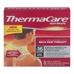 ThermaCare Neck, Wrist, & Shoulder Heat Wraps