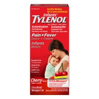 Tylenol Infants' Oral Suspension Pain Reliever & Fever Reducer Cherry