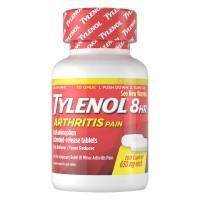 Tylenol 8hr Arthritis Pain Relief Acetaminophen 650 mg Caplets