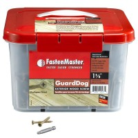 FastenMaster Guard Dog 1-5/8 in. Wood Screw (1750 per Pack)