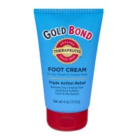 Gold Bond Foot Cream Triple Action Relief