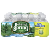Poland Spring Water - 12 pk