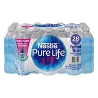 Nestle Pure Life Purified Water - 28 pk