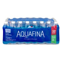 Aquafina Purified Drinking Water - 32 pk