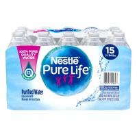Nestle Pure Life Purified Water - 15 pk