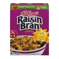 Kellogg's Raisin Bran Cereal