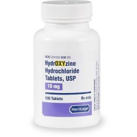 Hydroxyzine HCl 10 mg Tablets, 100 Count