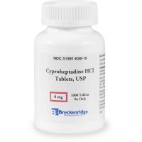 Cyproheptadine HCL 4 mg Tablets, 30 Count