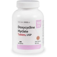 Doxycycline 100 mg Tablets, 30 Count