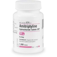 Amitriptyline 10 mg Tablets, 30 Count