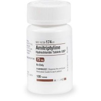 Amitriptyline 75 mg Tablets, 30 Count