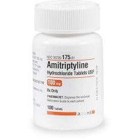 Amitriptyline 100 mg Tablets, 30 Count