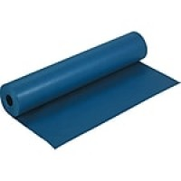 "Pacon Rainbow Duo-Finish Colored Kraft Paper, 40-lb., Dark Blue, 36"" x 1,000'"