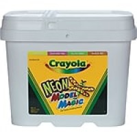 Binney & Smith Crayola® Model Magic 2 lb. Buckets, Assorted Colors, 4/Pk