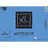 "Canson XL Watercolor Paper Pad, 11"" x 15"""