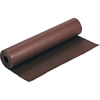 "Pacon® Rainbow Economy Duo-Finish Kraft Paper, 36""W x 1000'L, Brown"