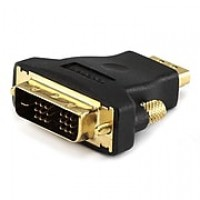 Monoprice 102029 DVI-D Single-Link to HDMI Adapter, Black
