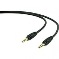 Staples 6' 3.5mm Auxiliary Audio Cable, Black