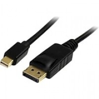 StarTech 6 ft Mini DisplayPort to DisplayPort Adapter Cable - M/M