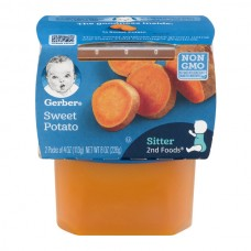 Gerber 2nd Foods Sweet Potatoes - 2 pk
