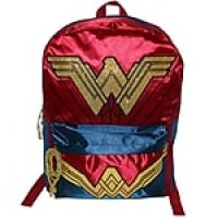 Wonder Woman Backpack (B17WV35173-ST)