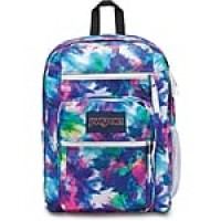 "JanSport Big Student Backpack, 17.5"" x 13"" x 10"", Dye Bomb (JS00TDN748W)"