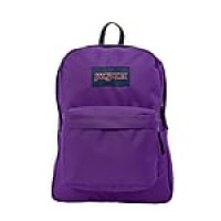 JanSport Superbreak Signature Purple