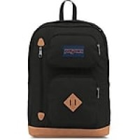 "JanSport Austin Backpack, 17.7"" x 12.8"" x 5.5"", Black (JS00T71A3M5)"