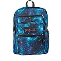 "JanSport Big Student Backpack, 17.5"" x 13"" x 10"", Galaxy (JS00TDN731T)"