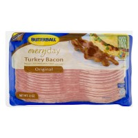 Butterball Turkey Bacon Original