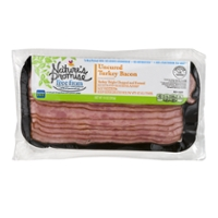 Nature's Promise Free from Turkey Bacon Uncured