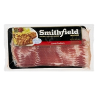 Smithfield Bacon Hickory Smoked Lower Sodium