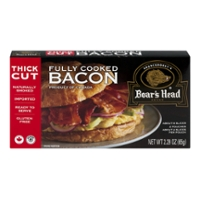 Boar's Head Bacon Thick Cut Naturally Smoked Fully Cooked