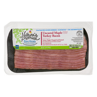 Nature's Promise Free from Uncured Maple Turkey Bacon