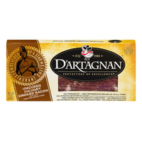 D'Artagnan Bacon Uncured Hickory Smoked