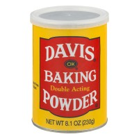 Davis Baking Powder Double Acting