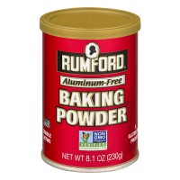 Rumford Baking Powder Aluminum-Free