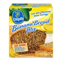 Chiquita Bread Mix Banana