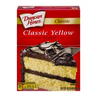 Duncan Hines Classic Cake Mix Yellow QUICK