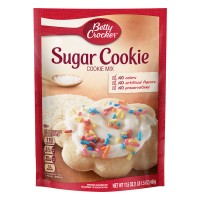 Betty Crocker Cookie Mix Sugar
