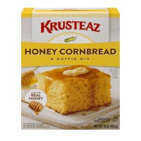 Krusteaz Muffin Mix Honey Cornbread